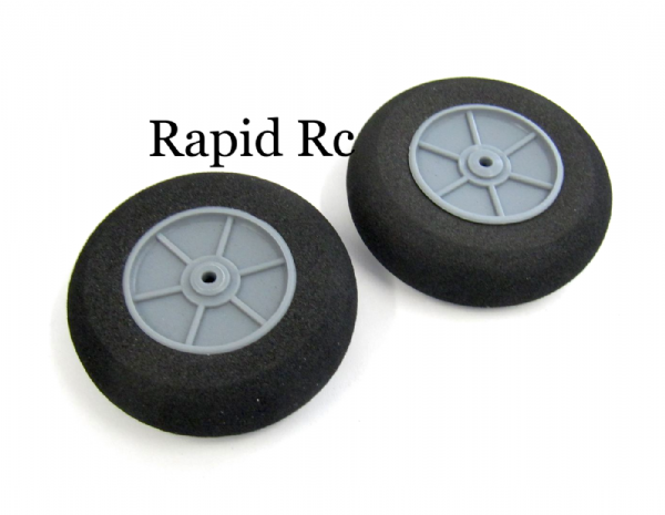 Foam Wheels  45mm